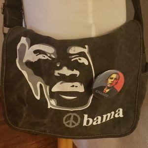 Handbags - Obama peace messenger bag.
